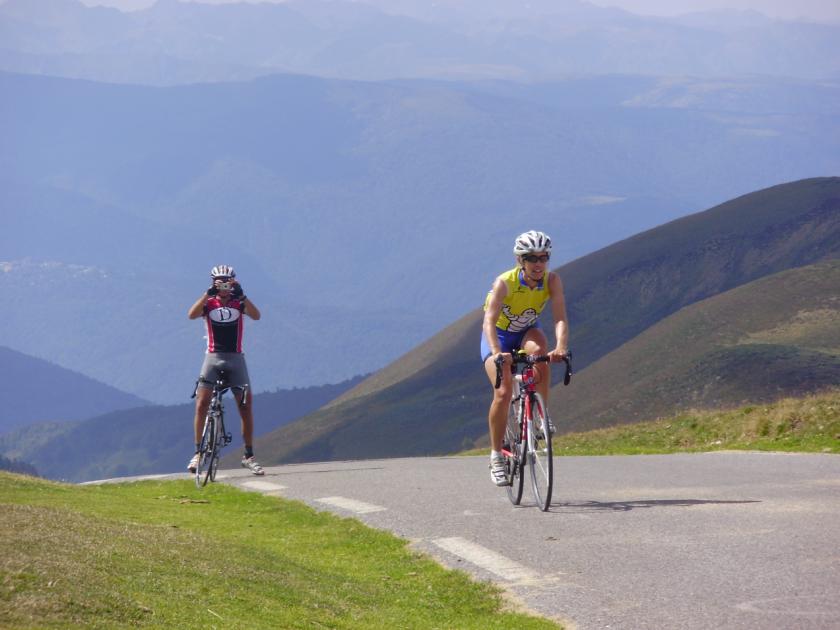 Col d'Aspen (1489) part of La route des cols tour